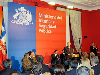 Divisi n de investigaciones ministerio del interior y for Ministerio del interior y de justicia